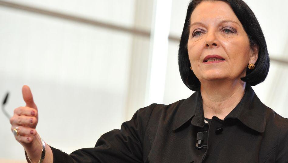 Christine Hohmann-Dennhardt: Bei Daimler war sie bereits als Vorstand für Recht und Integrität zuständig. Nun wechselt die ehemalige Verfassungsrichterin zu Volkswagen