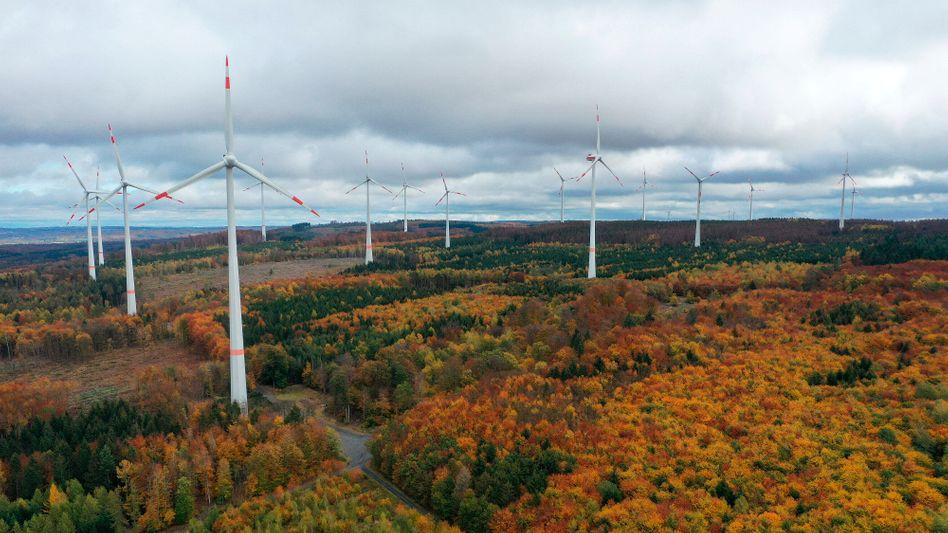 In der Stromerzeugung dreht sich der Wind: Erstmals wurde in der EU mehr Strom aus erneuerbaren Energien erzeugt als aus Kohle und Strom