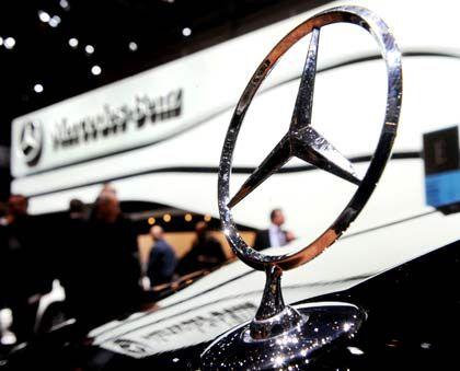 Neuer Daimler-Großaktionär: Die staatlich kontrollierte Investmentgesellschaft Aabar zahlt 20,27 Euro pro Aktie