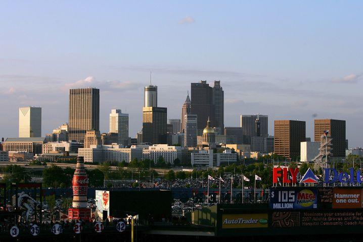 Billige Boomtown: In Atlanta sitzen Coca-Cola, Delta Air Lines und der weltgrößte Flughafen