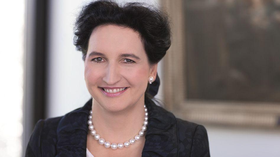 Nimmt Auszeit: HSBC-Vorstandschefin Carola von Schmettow