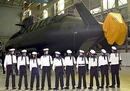 Prestigeobjekt für Patrioten: Die U31 zeigt, dass nicht-nukleare U-Boote technologisch führend sein können