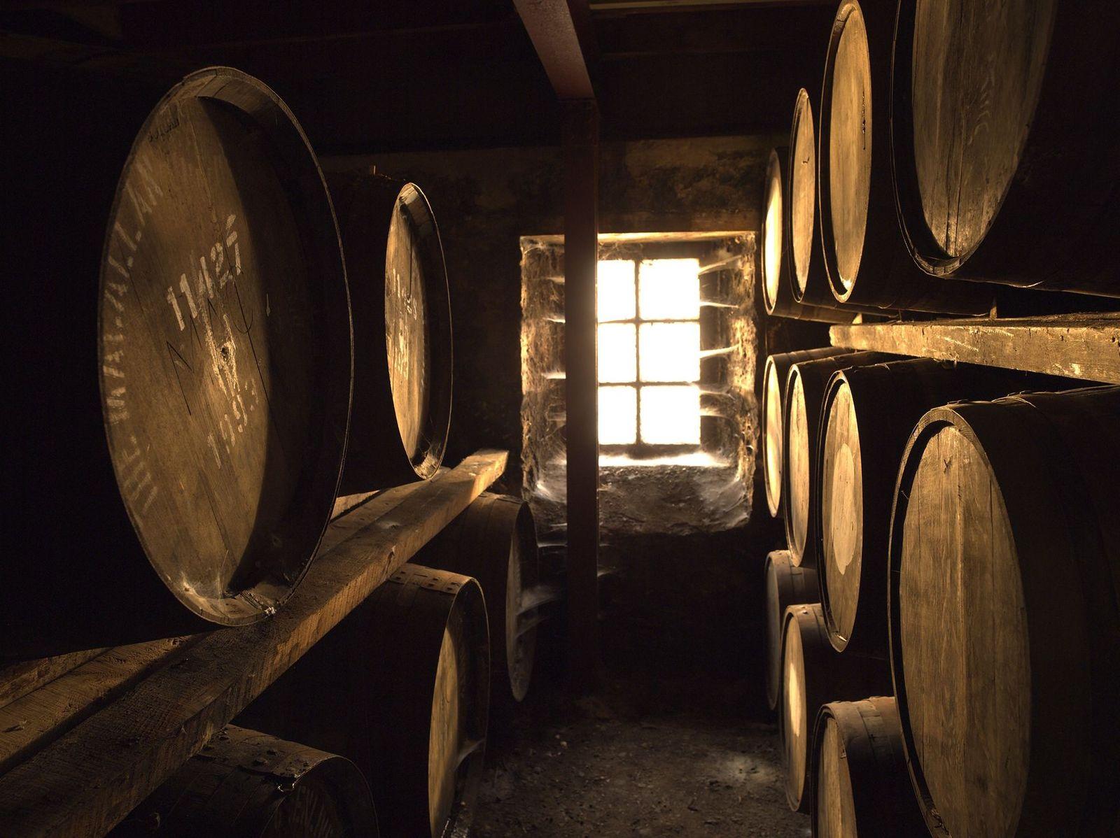 The Macallan Distillery / Whiskey