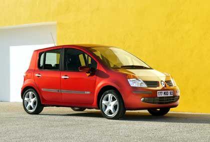 Renault: Neue Modelle wie der Kleinwagen Modus, eine höhere Rentabilität und der Erfolg von Nissan sorgten für einen Rekordgewinn