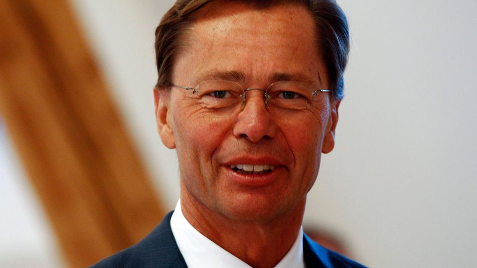 Neuer Aufsichtsratsvorsitzender: Thomas Middelhoff