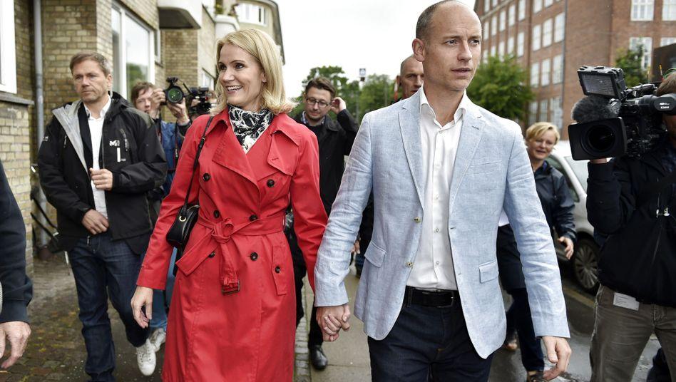 Machtwechsel: Dänemarks Ministerpräsidentin Helle Thorning-Schmidt trat nach der Wahlniederlage als Vorsitzende der Sozialdemokraten zurück