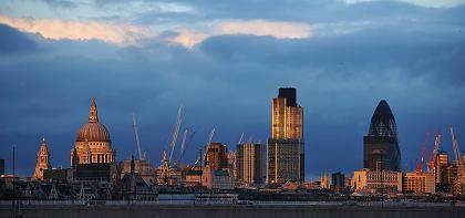 """Londoner Finanzdistrikt: """"Ich sehe eine Renaissance der klassischen Bankbeziehung, in der Bank und Markt als zwei Wege der Finanzierung nicht gegen-, sondern miteinander arbeiten"""""""