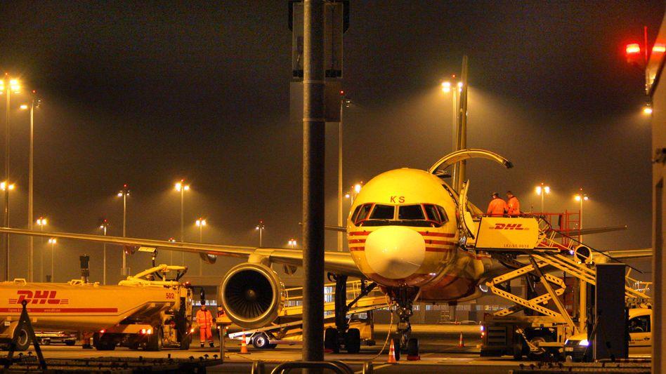 Planspiele: Die Luftfracht-Branche bereitet sich auf eine Megamission vor