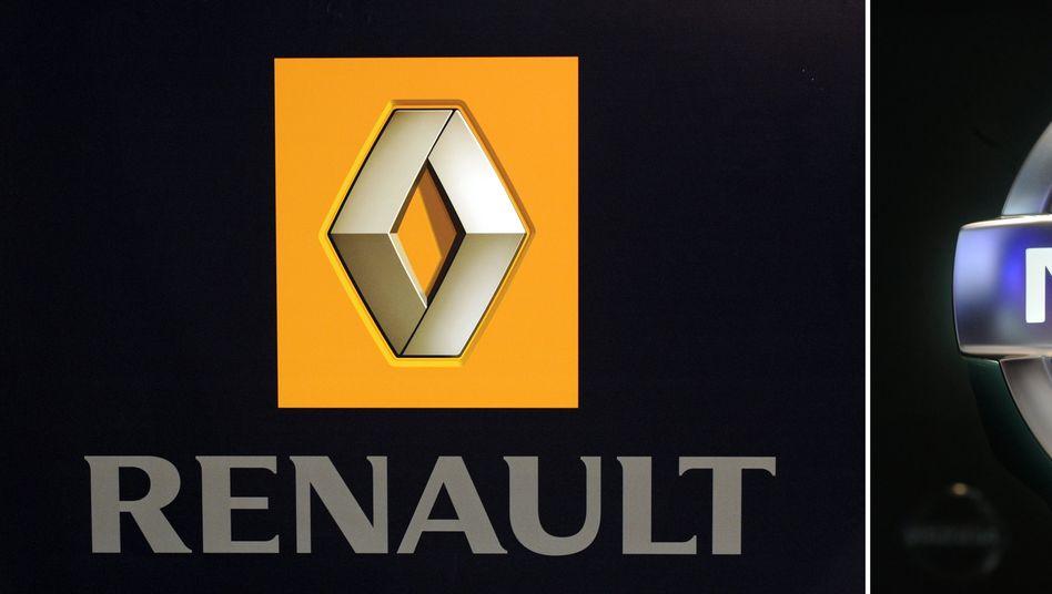 """""""Entgleisungen"""": Renault kritisiert die Ermittlungsmethoden seines japanischen Partners Nissan"""