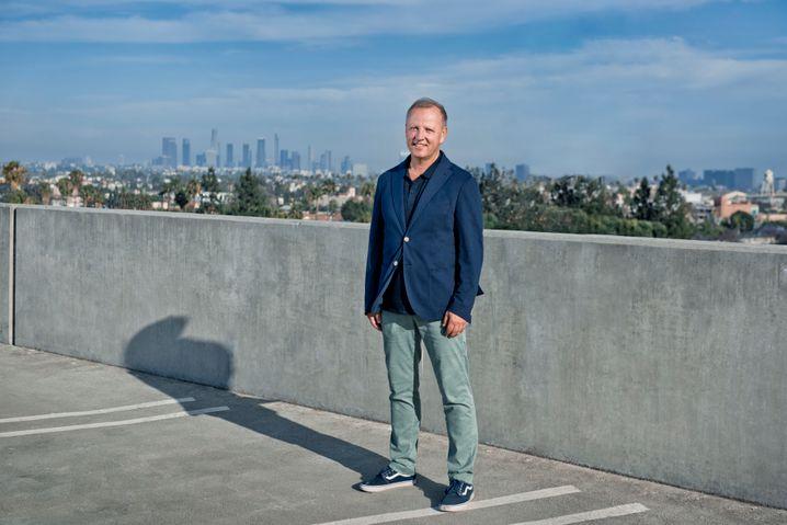 Verdient gut am Elektro-Hype: Von Los Angeles aus befeuert der Deutsche Stefan Krause den Elektroboom