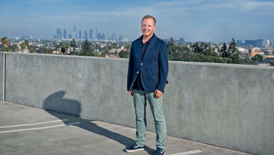 Auswanderer:Von Los Angeles aus befeuertStefan Krauseden Elektroboom