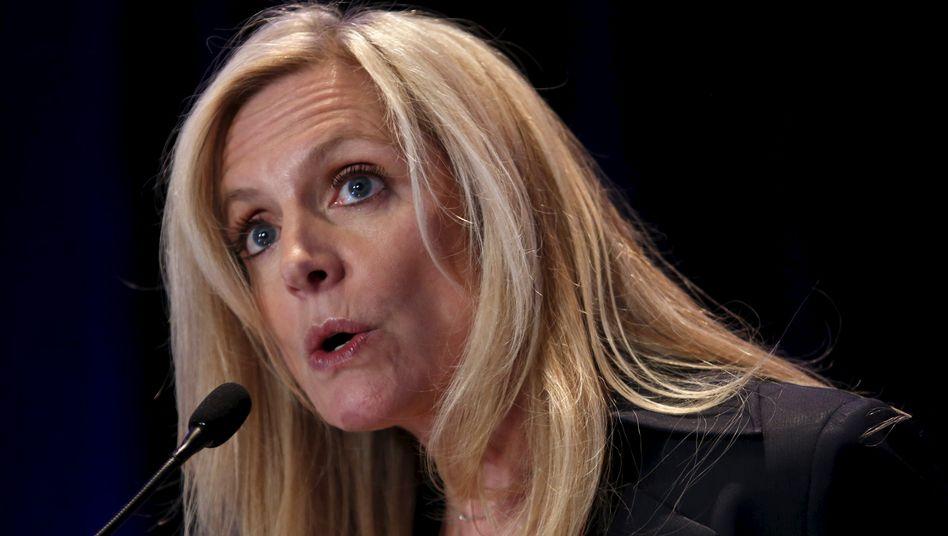Warnt vor dem Bank Run: Fed-Gouverneurin Lael Brainard