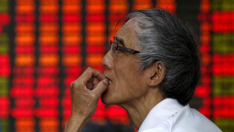 Auch in China gelten die Gesetzmäßigkeiten der Wirtschaft
