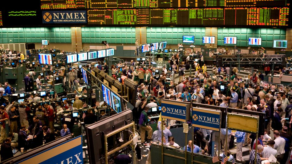 Ölpreis: Steigende Notierungen an der US-Ölbörse Nymex nach dem Opec-Beschluss