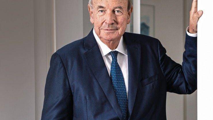 Gewichtsverteilung: Körperlich ist Heinz Hermann Thiele schlanker geworden. Unternehmerisch hat der Knorr-Haupteigner massiv an Gewicht gewonnen.