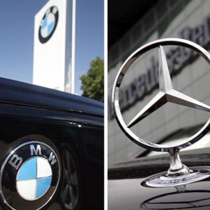 BMW und Daimler: Kuscheln, um die Konkurrenz am leben zu halten