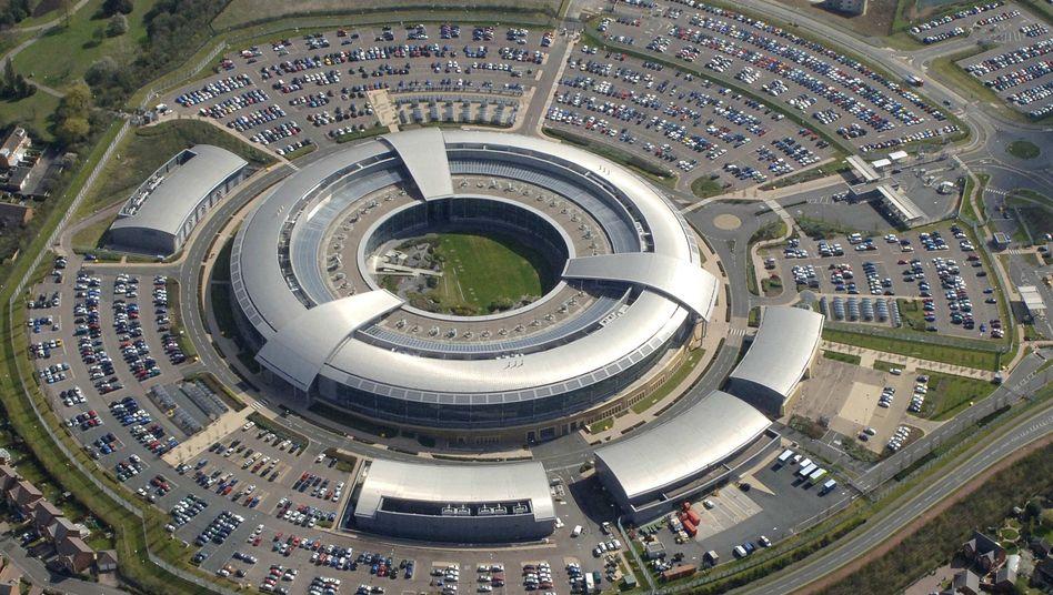 Britains Government Communications Headquarters (GCHQ) in Cheltenham: Hotelreservierungen und Zimmertelefon von Diplomaten abgeschöpft