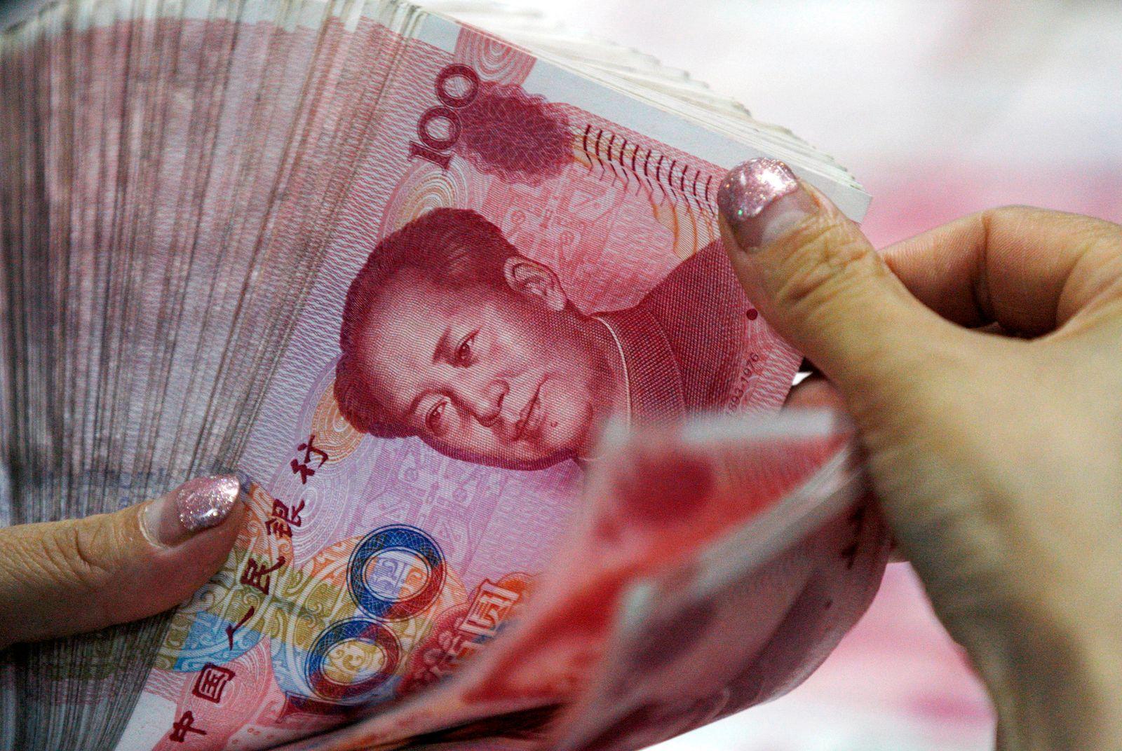 China Banknoten