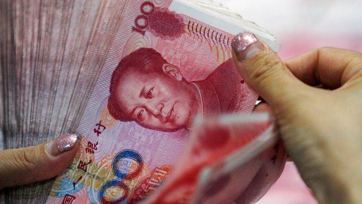 Kursrutsch an der Börse: So schlägt die China-Krise im Dax ein