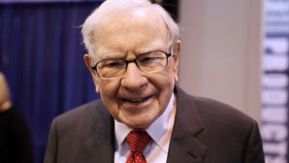 Warren Buffett: Und nun auch noch Tech