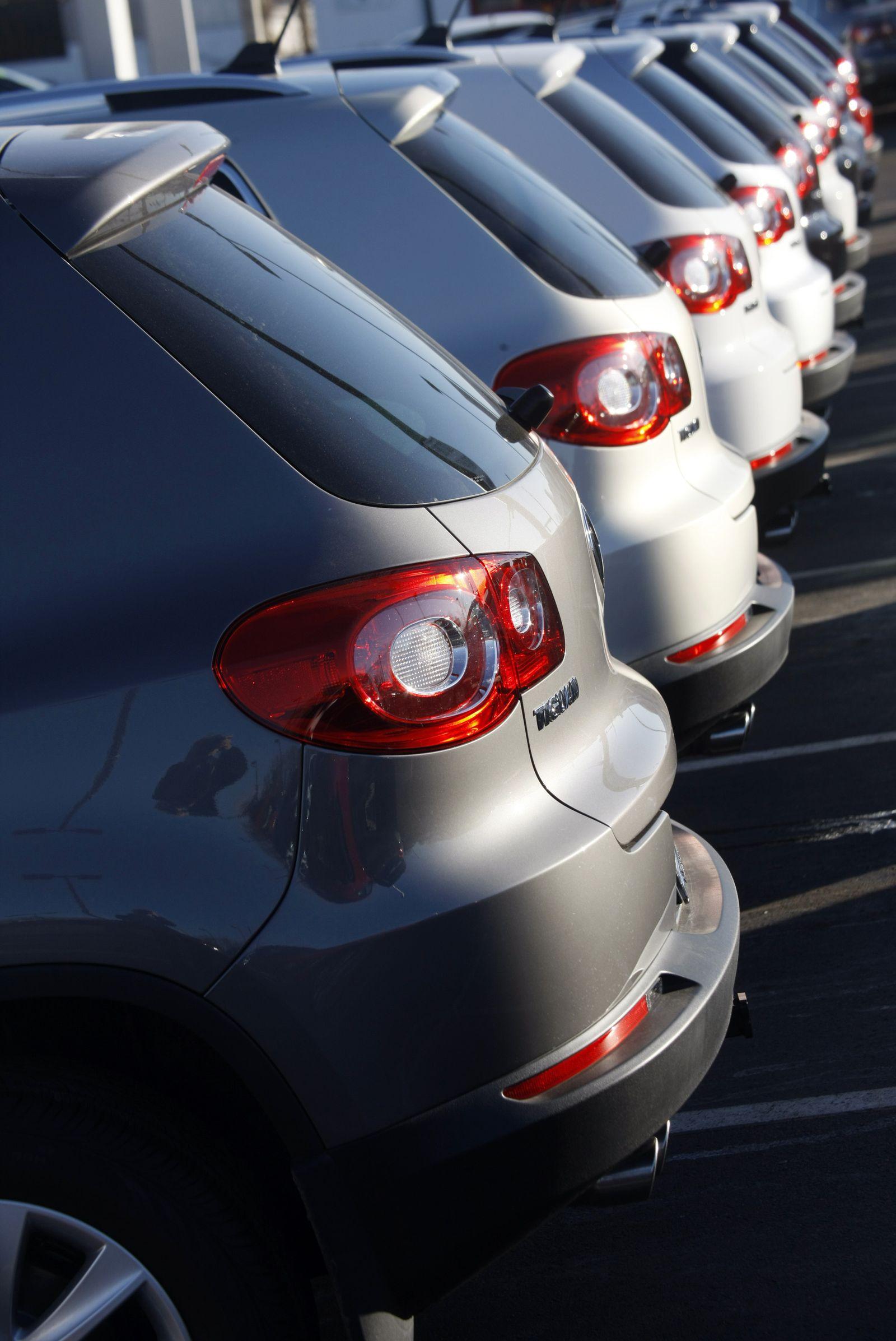 VW Tiguan/ USA