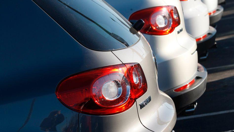VW-Tiguan: Der SUV verkaufte sich in den USA im November besonders gut
