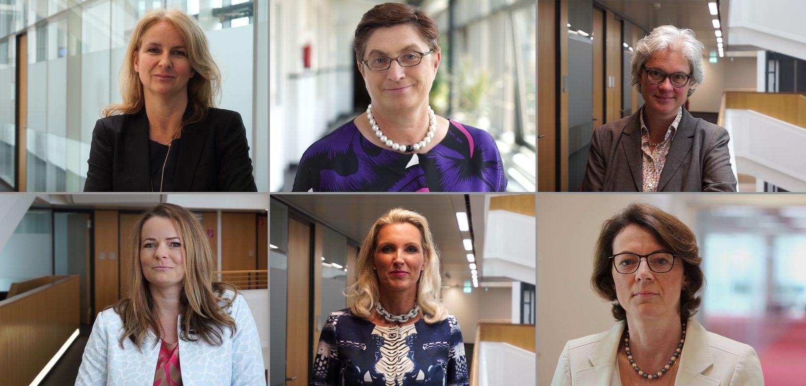 Business-Frauen / Aufmacher