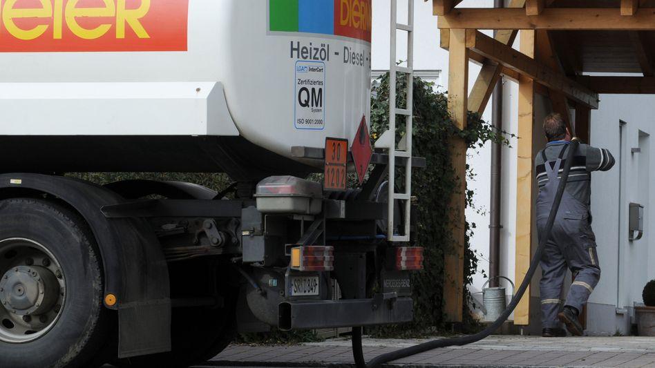 Hohe Nachfrage, steigende Rohöl-Preise und Euroschwäche befeuern Preisanstieg für Heizöl