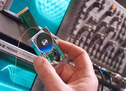 Videodisc im Westentaschenformat: Die Mini-DVD von Philips