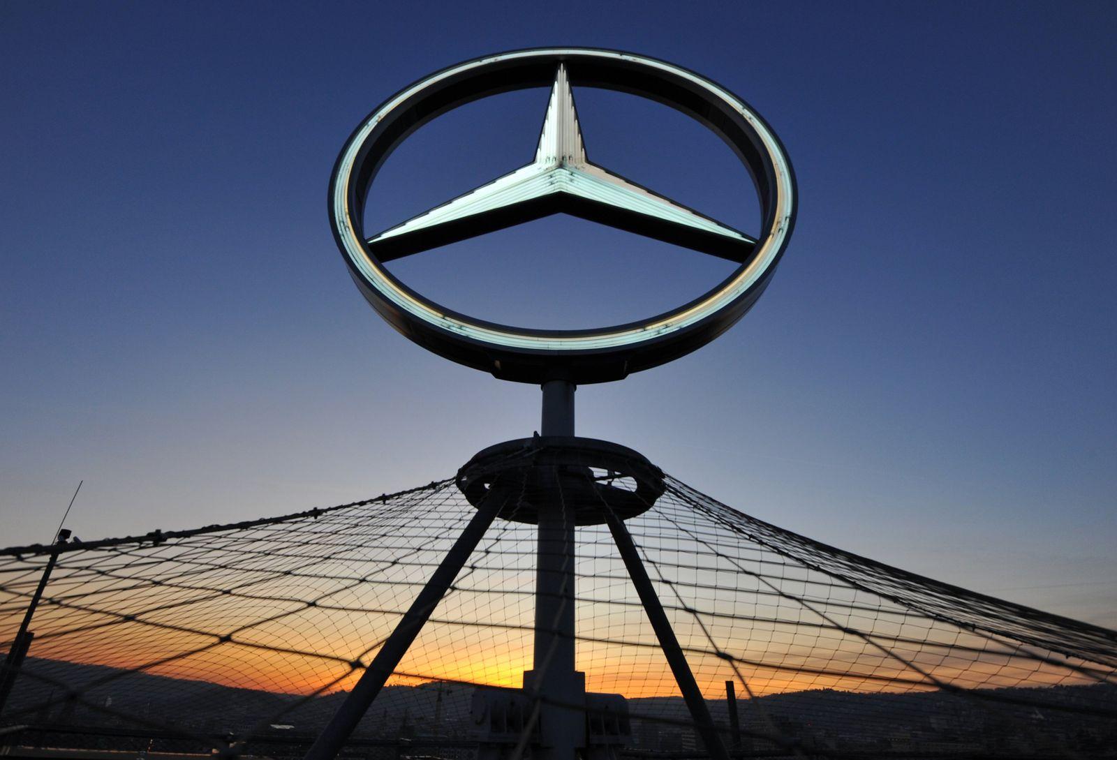 Mercedes/ Logo