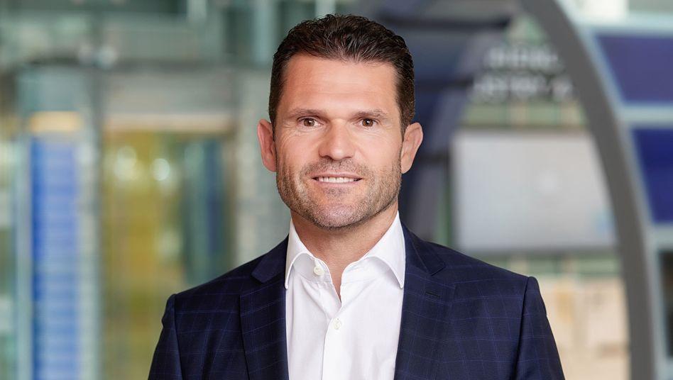 Ab Freitag neuer Deutschlandchef von SAP: Alexander Kläger