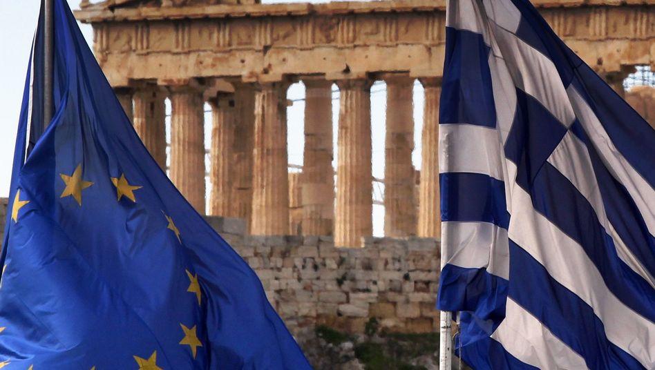 Zähe Annäherung der Positionen: Griechenland-Verhandlungen ziehen sich weiter hin