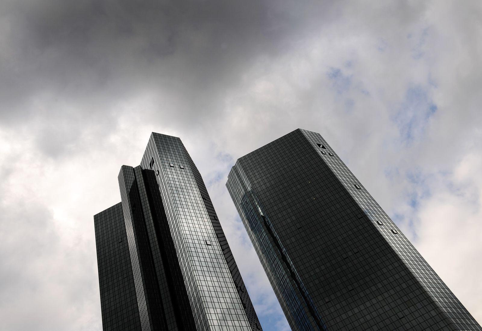 Deutsche Bank / Zentrale / Frankfurt