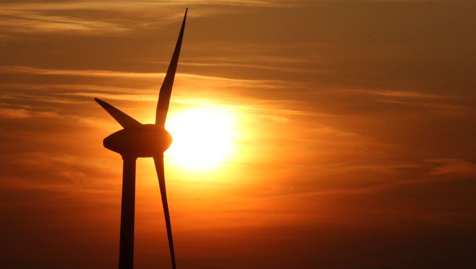 Gute Geschäfte mit der Windenergie: Die RWE-Sparte steigerte ihr Ergebnis um 12 Prozent