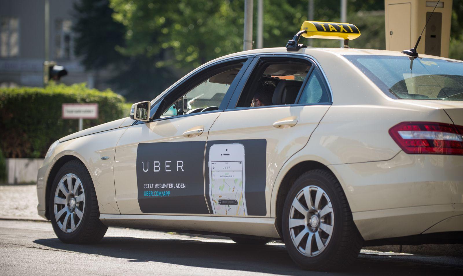 Uber / Deutschland