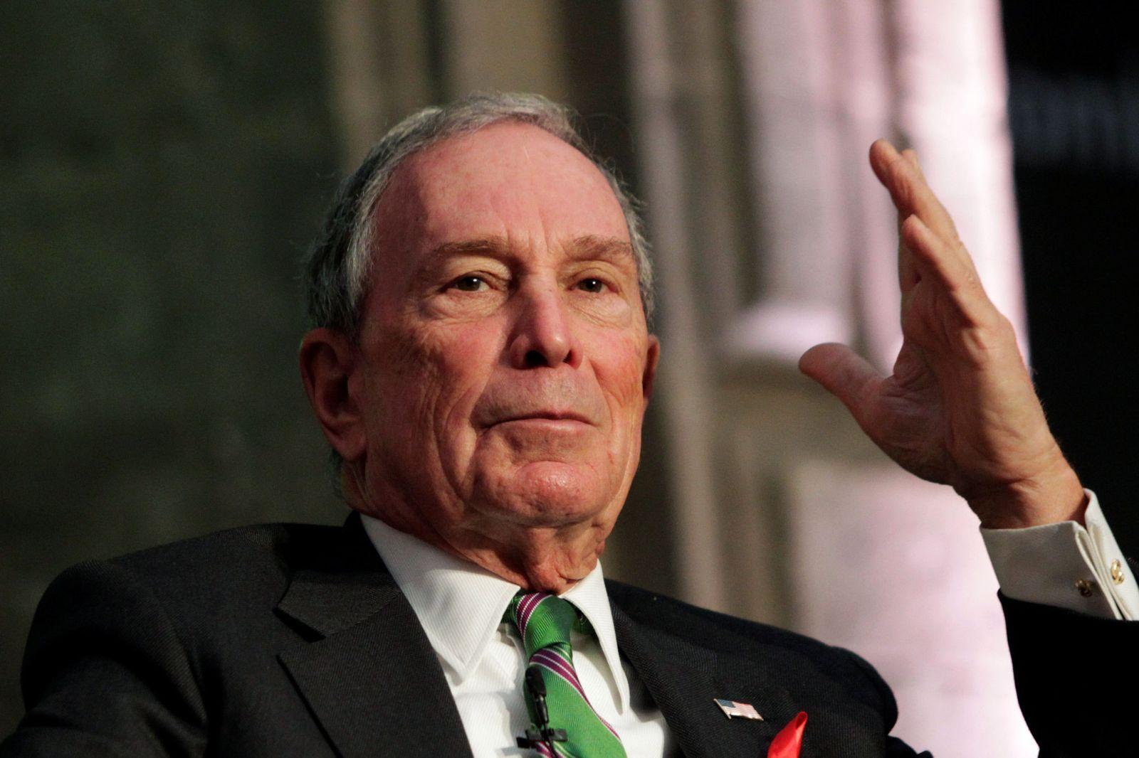 Michael Bloomberg / Milliardäre