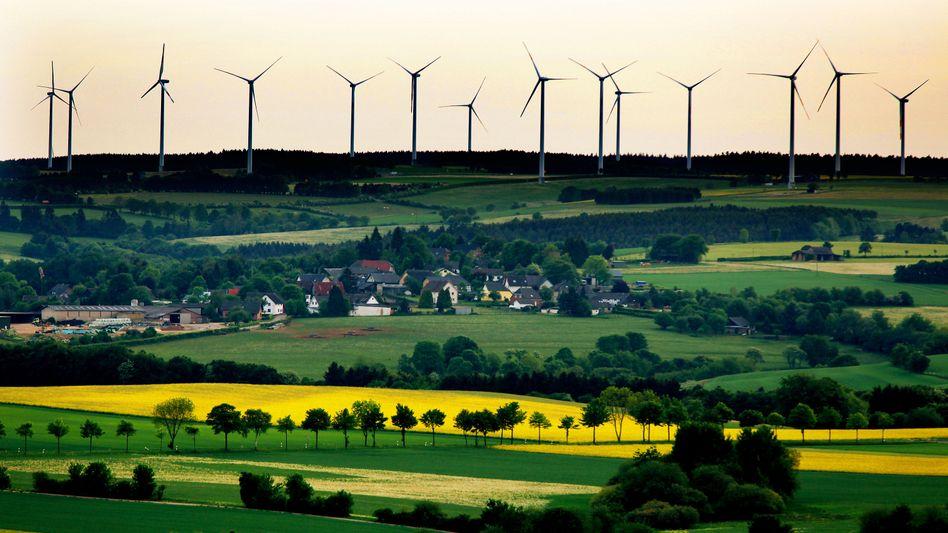 Windpark bei Euskirchen: Konflikt zwischen grün orientierten Menschen