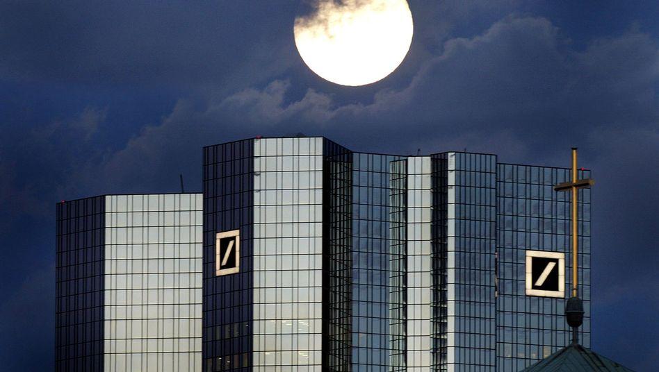Kann jede Hilfe gebrauchen: Deutsche Bank, hier die Zentrale in Frankfurt.