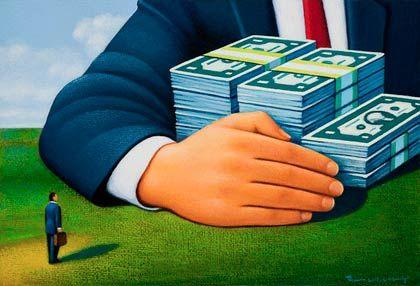 Kreditklemme: 40 Prozent der manager-lounge-Mitglieder erhalten derzeit überhaupt kein Kapital von Banken