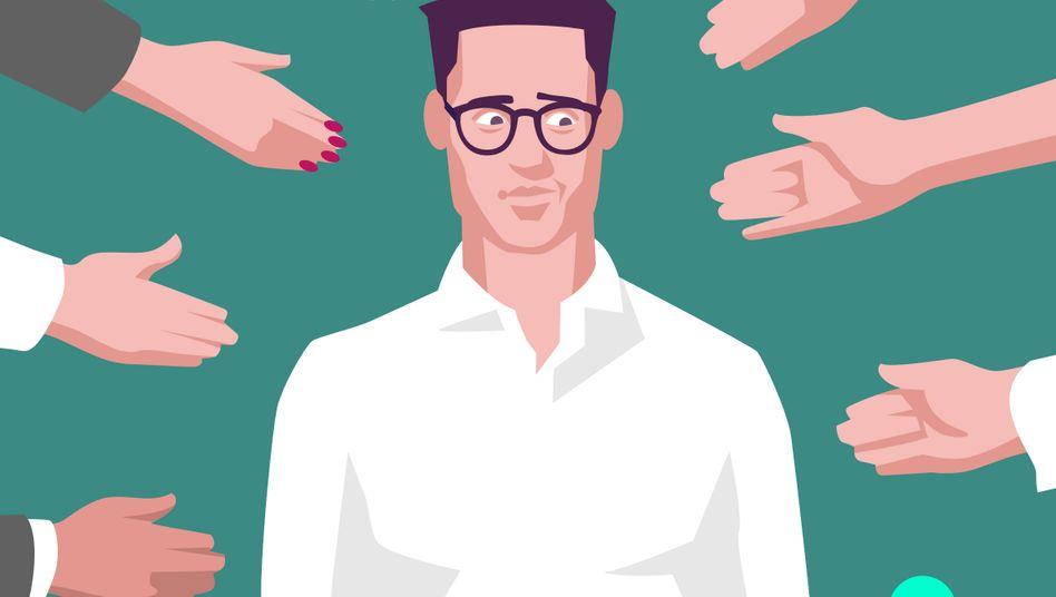 Umworbene Prominenz: Mit etwas Finesse kann die Kontaktaufnahme zu Ihrem persönlichen Helden gelingen