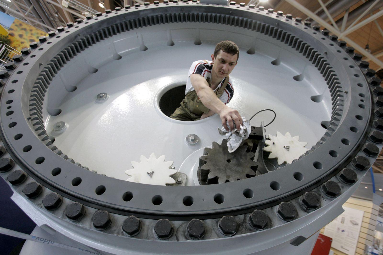 DEU Konjunktur Maschinenbau