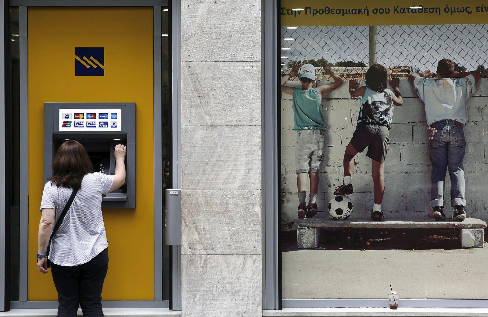 Griechenland/ Schuldenkrise