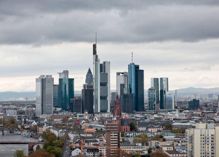 Hot Spot: Nirgendwo in Deutschland wurde im ersten Halbjahr 2013 so viel Geld in Gewerbeimmobilien investiert wie in Frankfurt