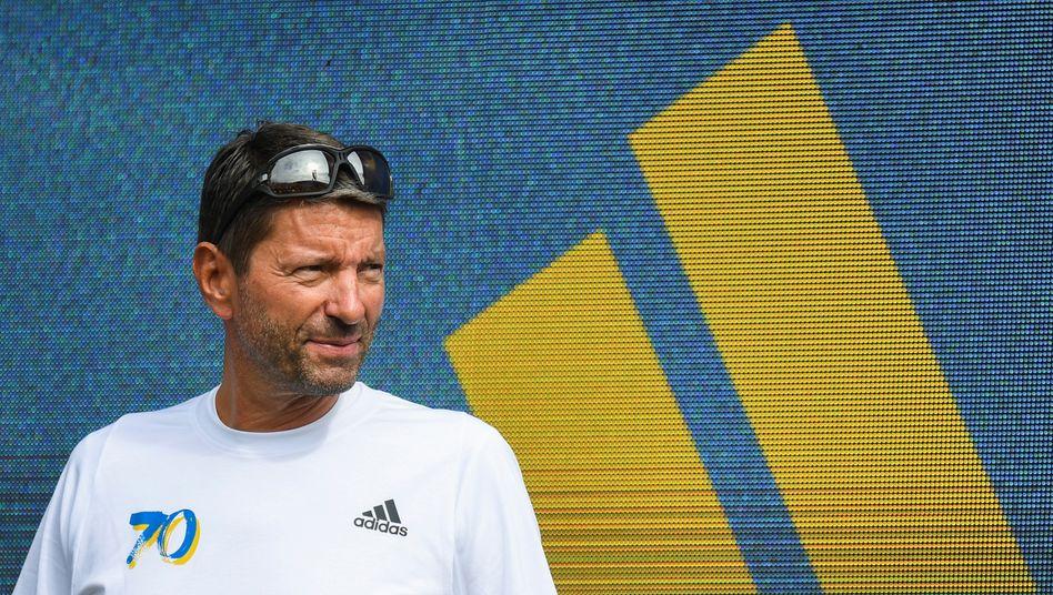 Adidas-Chef Rorsted: Der Däne soll den Konzern weiter sicher durch die Corona-Krise bringen
