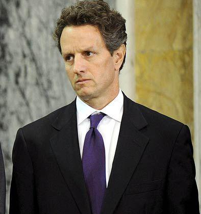 Geithner: Schlüsselfigur in Obamas Kabinett