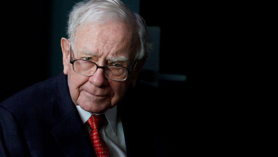 Warren Buffett, CEO von Berkshire Hathaway (Archivaufnahme, Mai 2018)