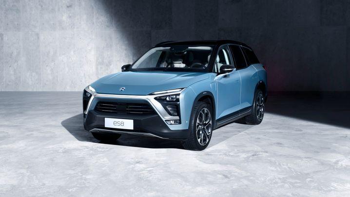 """Bewertung über 1 Milliarde Dollar: Das sind Chinas aussichtsreichste Elektroauto-""""Unicorns"""""""