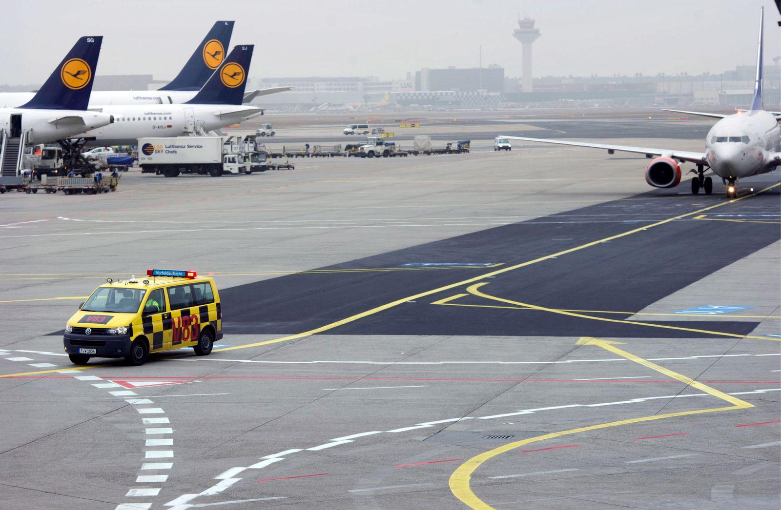 NICHT VERWENDEN Flugverkehr/Streiks