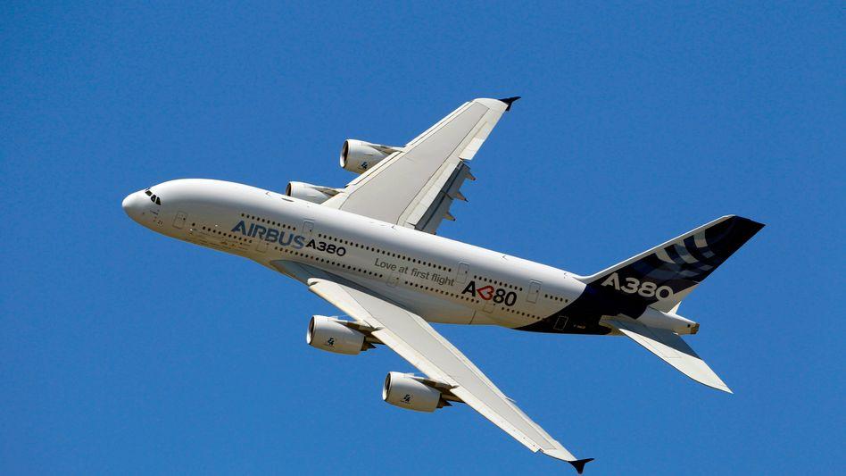 Gut unterwegs: Tochter-Airbus treibt den EADS-Gewinn in die Höhe