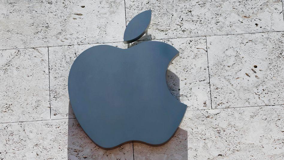 Der Apfel ziert bereits so manche Gebäudewand in der Stadt Austin. Jetzt will Apple einen neuen Campus für 15.000 Beschäftigte in der texanischen Stadt bauen